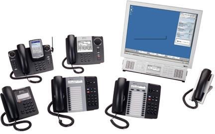 Telefoonsystemen, apparatuur, modules